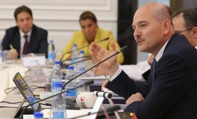 Soylu: 8 bin FETÖ'cü Edirne'den Avrupa'ya kaçtı
