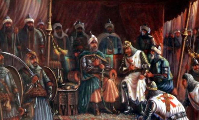 Dünden Bugüne Haçlı Zihniyeti Ve Kudüs