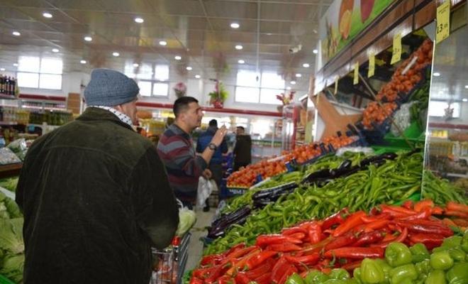 Sebze ve meyve fiyatlarındaki yüksek artış cep yakıyor