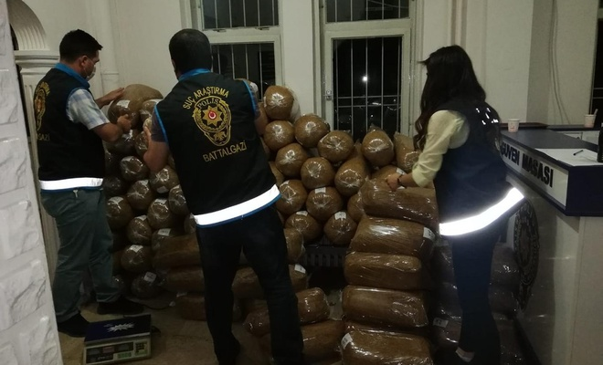 Malatya'da işyeri kurşunlama olayı şüphelisi 2 kişi yakalandı