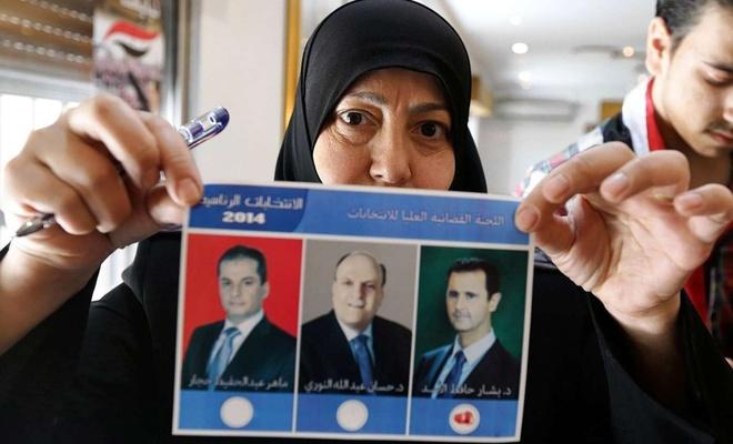 Suriye'de devlet başkanlığı seçimleri 26 Mayıs'ta yapılacak