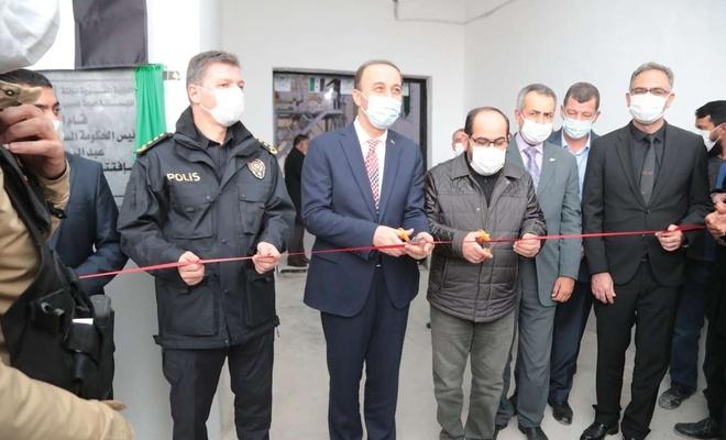 Barış Pınarı Bölgesinde sanayi tesisi açıldı