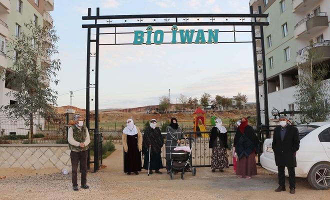 Mardin Nur Mahallesi sakinleri doğal gaz istiyor