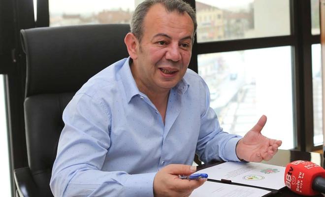 """CHP'li Bolu Belediye Başkanı Özcan'ın """"ırkçı"""" söylemleri tepki çekti"""