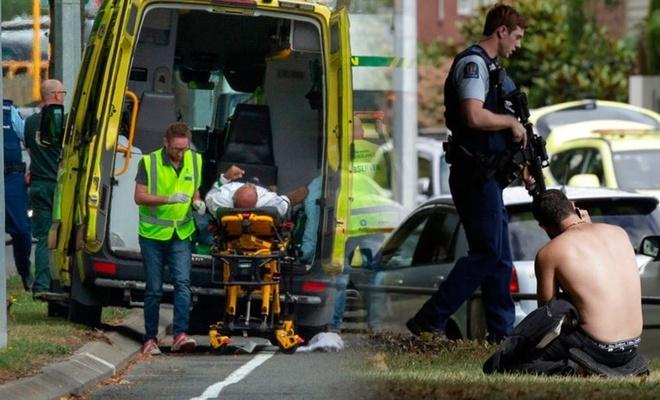 Yeni Zelanda'da  basın cami saldırılarının raporunu eleştirdi