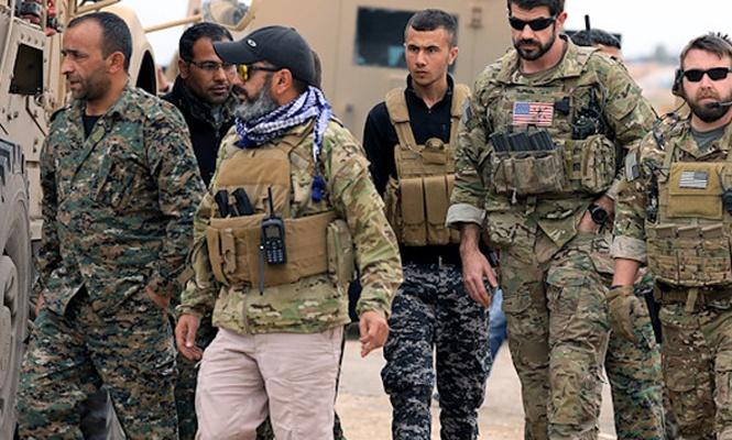 ABD Suriye`den çekiliyor