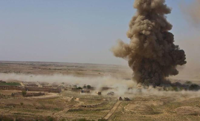 ABD yine sivilleri katletti: 30 ölü