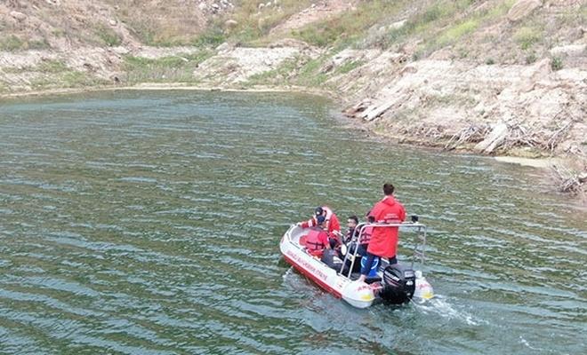 Kayıp kişinin cesedi baraj gölünde bulundu