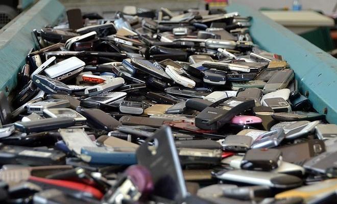 Kamerun'dan Fransa'ya 50,9 bin ton e-atık iadesi