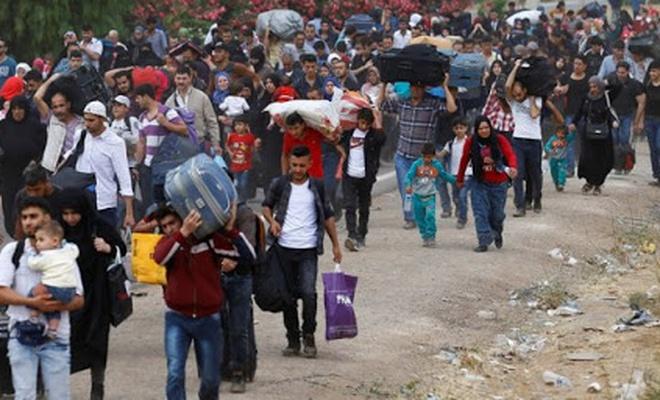 Türkiye'den ayrılan göçmen sayısı 130 bini aştı