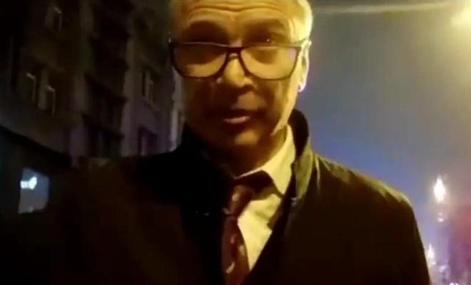 Bakan yardımcısı Vitaliy Nemilostivıy alkollü yakalandı