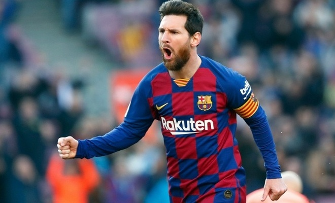 Messi'nin Barcelona kararı