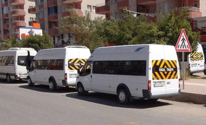 Mardin'de öğrenci servis ücretleri belirlendi