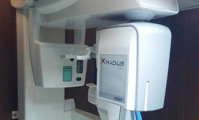 Mardin diş merkezinde panoramik röntgen cihazı yenilendi