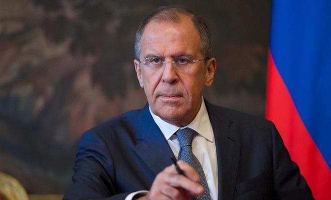 Sergey Lavrov'dan sınır açıklaması