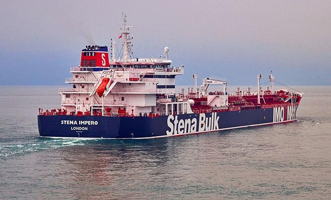 İran, İngiliz tankerini serbest bıraktı!