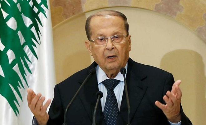Lübnan Cumhurbaşkanı'ndan Golan Tepeleri hakkında açıklama