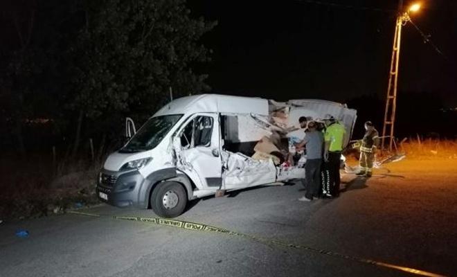 İstanbul'da piknik yolunda kaza: 2 ölü, 5 yaralı