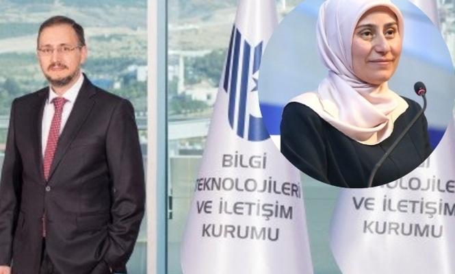 BTK`nın yeni başkanı ve ilk kadın başkanı atandı