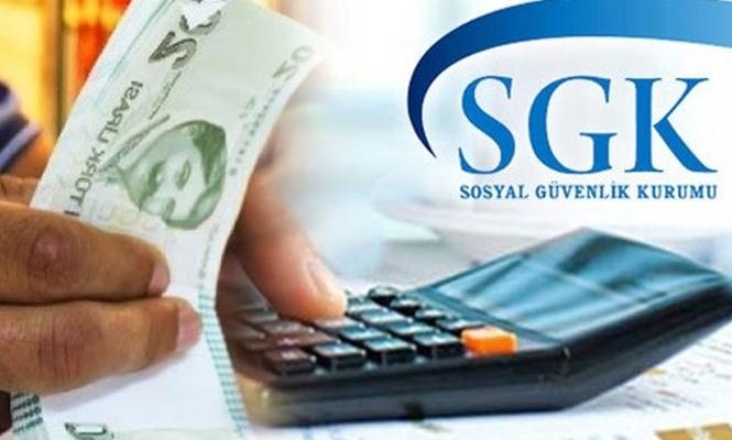 SGK prim borçlularına yeni hak