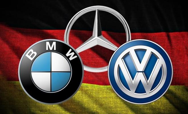 Alman otomotiv devlerine 100 milyon avroluk ceza