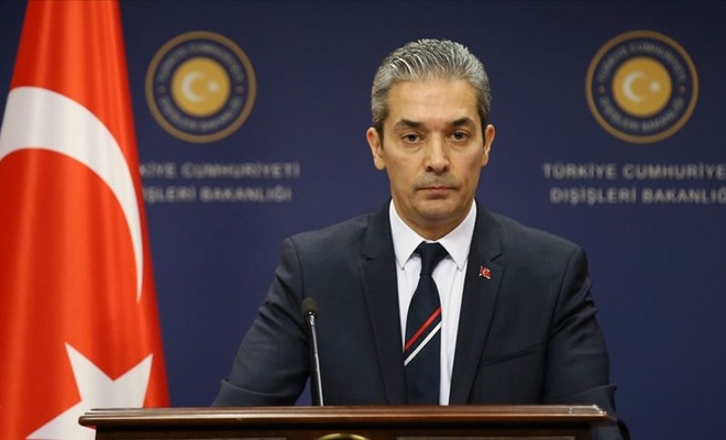 Türkiye'den çok sert tepki: İkiyüzlülüğün fotoğrafı