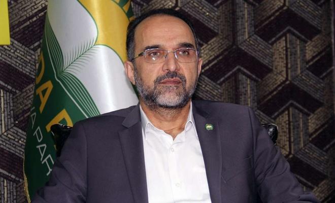 HÜDA PAR Genel Başkanı Sağlam: Diyarbakır'ın Fethi mübarek olsun