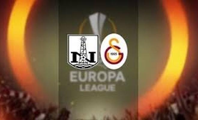 Galatasaray Azerbaycan'da Neftçi Bakü ile karışlacak