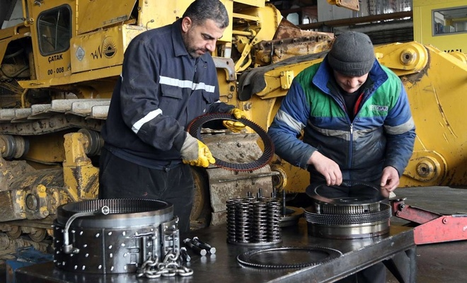 Van Büyükşehir Belediyesi, araç yedek parçasında yüzde 40 tasarruf sağladı