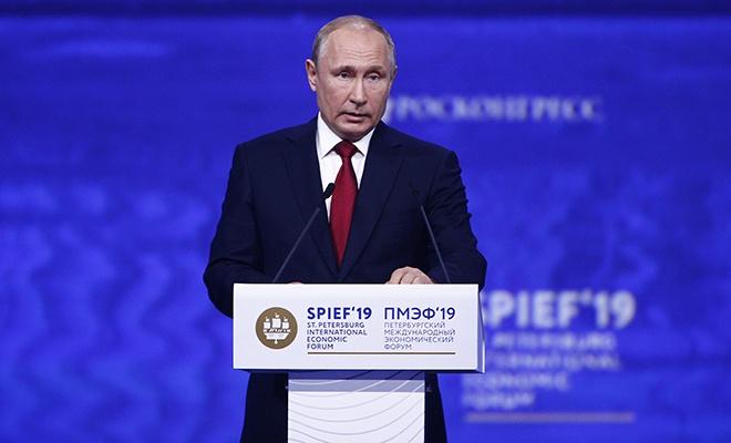 Putin: Erdoğan ülkesinin bağımsızlığını gözetti