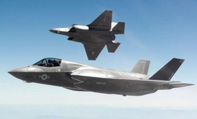ABD F-35'lerde fiyat indirdi