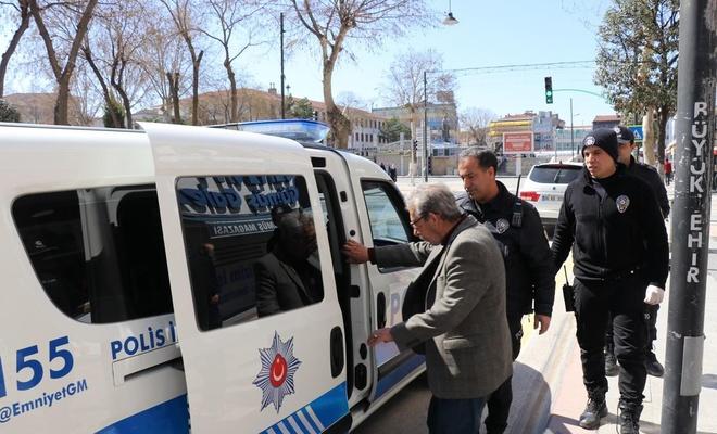 Malatya'da sokağa çıkma yasağına uymayan 289 kişiye ceza kesildi