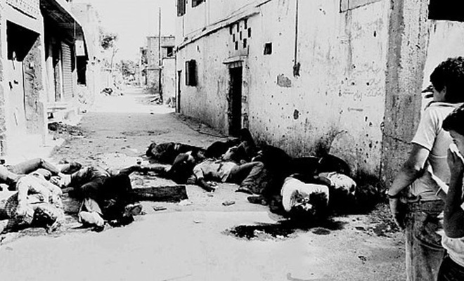 Hamas: Sabra ve Şatill katliamı hâlâ devam ediyor