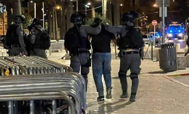 İşgal rejimi 2021 yılının ilk yarısında 5 bin 426 Filistinliyi esir aldı