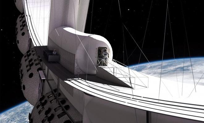 Uzay oteli ücreti belli oldu
