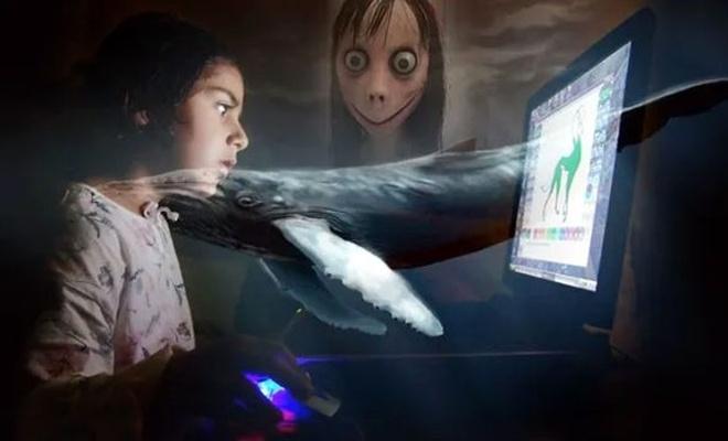 Mavi Balina ve Momo'dan sonra şimdi de Mavi Bebek oyunu çocukların korkulu rüyası oldu