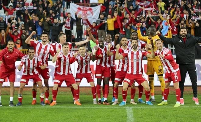 Nereden nereye! Sivasspor'un öyküsü