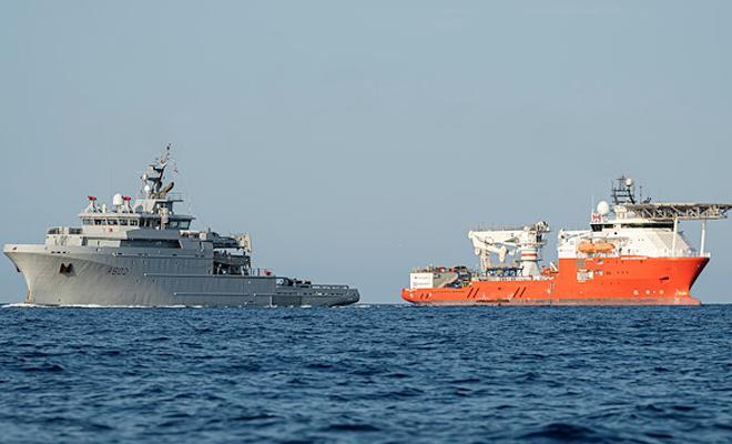 Kaybolan denizaltı 51 yıl sonra bulundu
