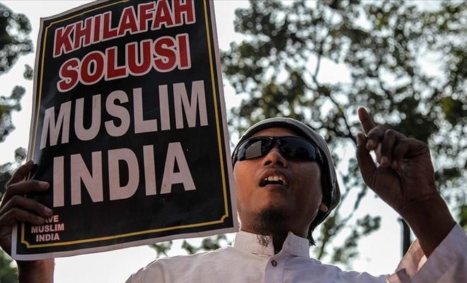 Hindistan'da bir Müslümanın gözaltında hayatını kaybetmesinin ardından halk sokaklara indi
