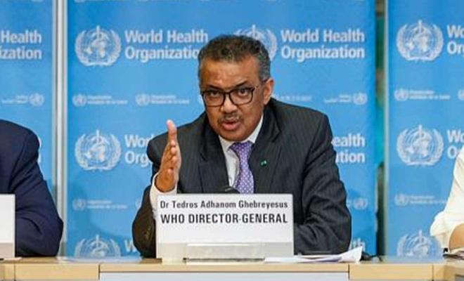 Dünya Sağlık Örgütünden aşı açıklaması