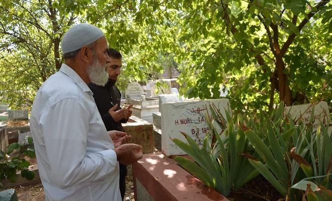 Kur'an-ı Kerim okurken şehid edilen Hacı Nuri Tangüneş