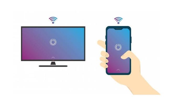 Cep Telefonunu Televizyona bağlama, Telefon Smart TV'ye nasıl bağlanır