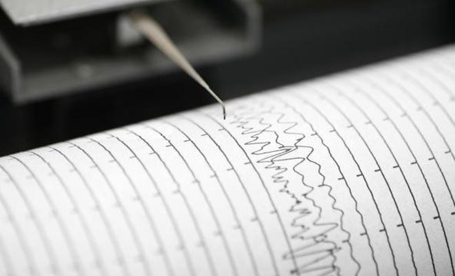 Girit Adası'nda 5,7 büyüklüğünde deprem!