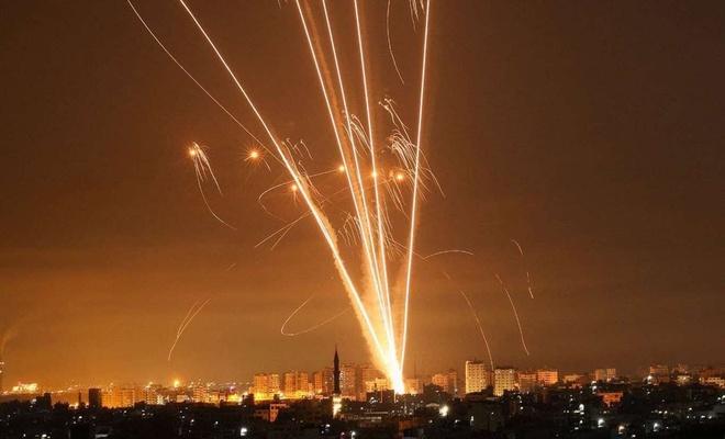İşgal rejimi Gazze'ye saldırdı şehid ve yaralılar var