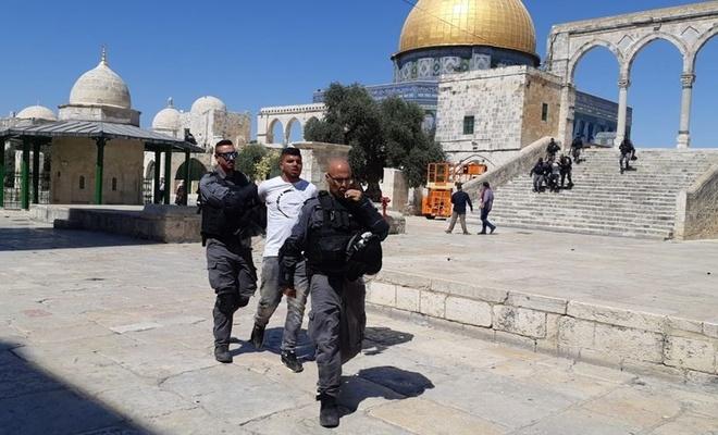 İşgal Güçleri Batı Yaka ve Kudüs'te 9 Kişiyi Gözaltına Aldı