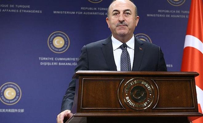 Çavuşoğlu: Türkiye`nin dış politikası denge gözetmektedir
