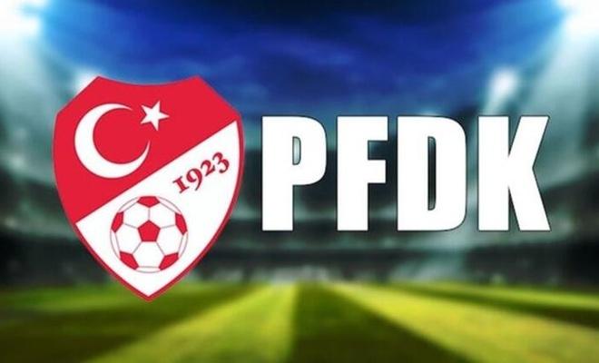 PFDK'dan Mustafa Cengiz ve Ahmet Ağaoğlu'na ceza