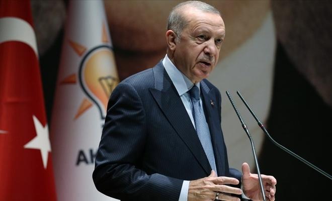 Erdoğan'dan CHP'ye sert sözler!