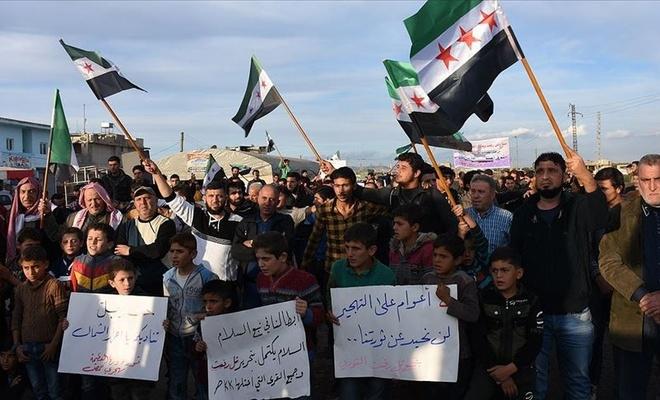 Suriye'nin kuzeyinde yüz binlerce Tel Rıfatlı dönüş için bekliyor
