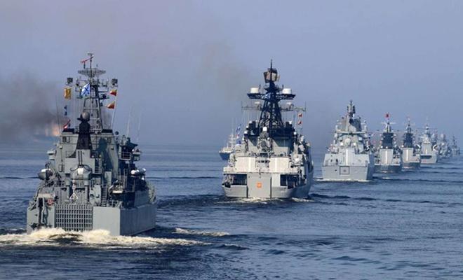 Rusya tatbikat gerekçesiyle Karadeniz'e 15 savaş gemisi gönderdi